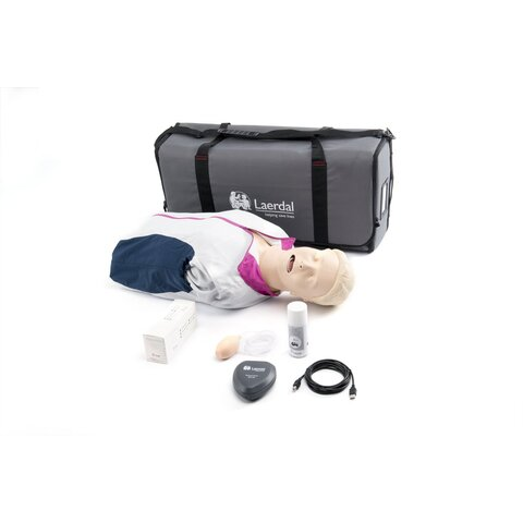 Resusci Anne QCPR AW Torso - Rechargeable