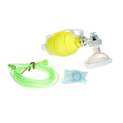 The BAG II Resuscitator Child w/mask #3